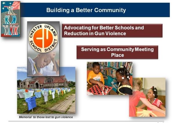 Community - Advocacy